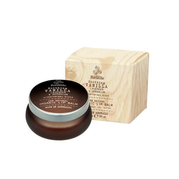 Flourish Organics - Organic Lip Balm - Vanilla - Urban Rituelle
