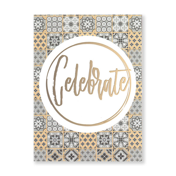 Greeting Card / Celebrate