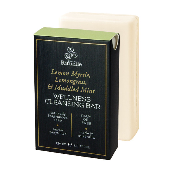 Harvest - Lemon - Wellness Cleansing Bar - Urban Rituelle