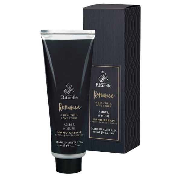 Scented Offerings - Romance - Amber & Musk - Hand Cream - Urban Rituelle