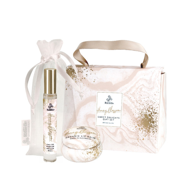 Sweet Treats - Honey Blossom - Sweet Delights Gift Set - Urban Rituelle