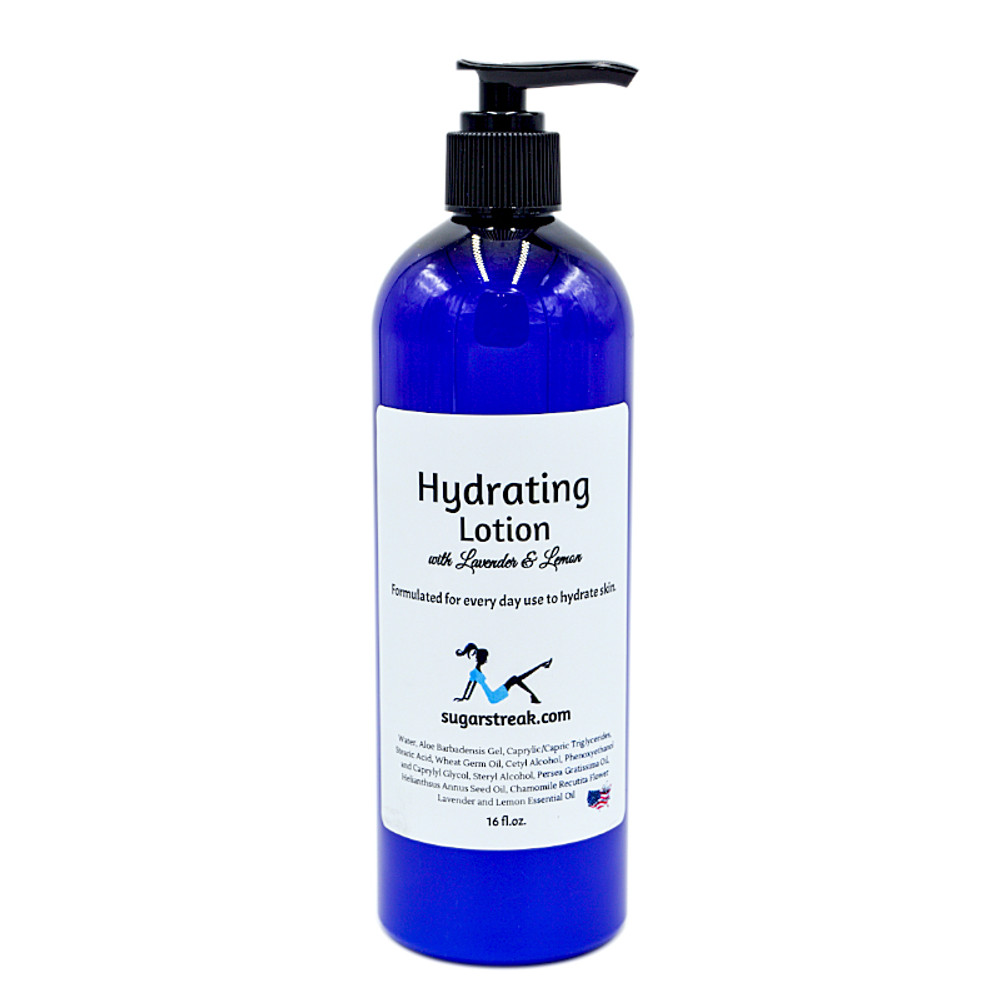 Silky Streak Lotion with Lavender - 16 oz