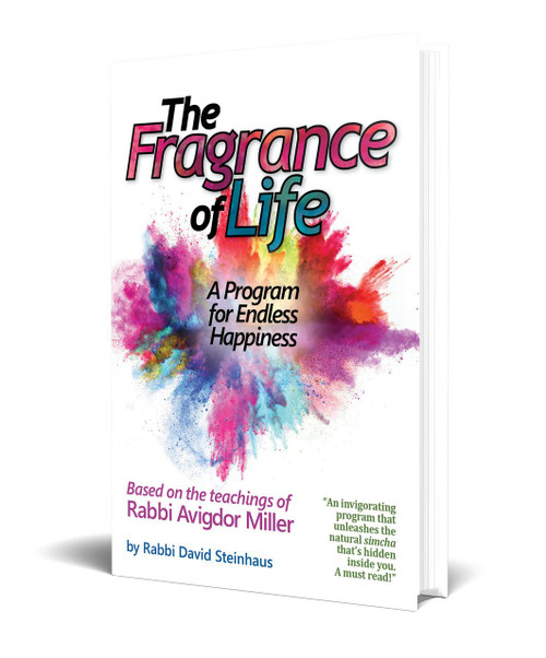 The Fragrance of Life: A Program for Endless Happiness Damaged/Clearance