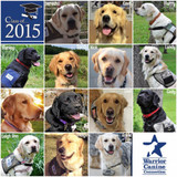 Congrats to Warrior Canine Connection's Class Of 2015!