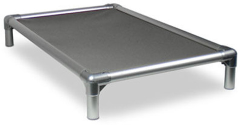 Aluminum Bed with Ballistic Smoke