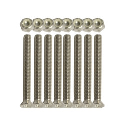 Screws & Nut Set for the Standard PVC Bed