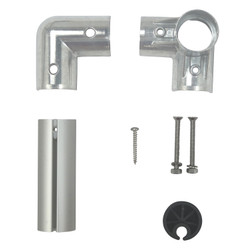 Single Repair Kit - Aluminum