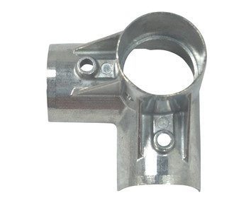 Aluminum Bottom Corner Bracket for All-Aluminum Bed