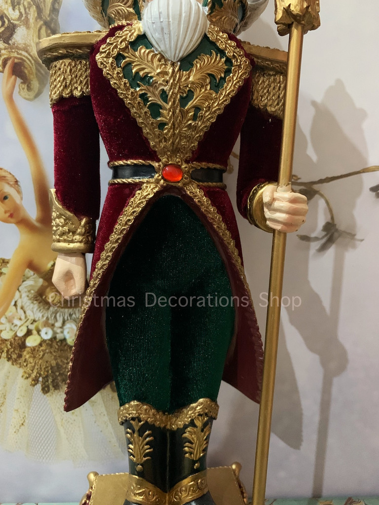Goodwill 2020 Christmas Nutcracker Display Soldier