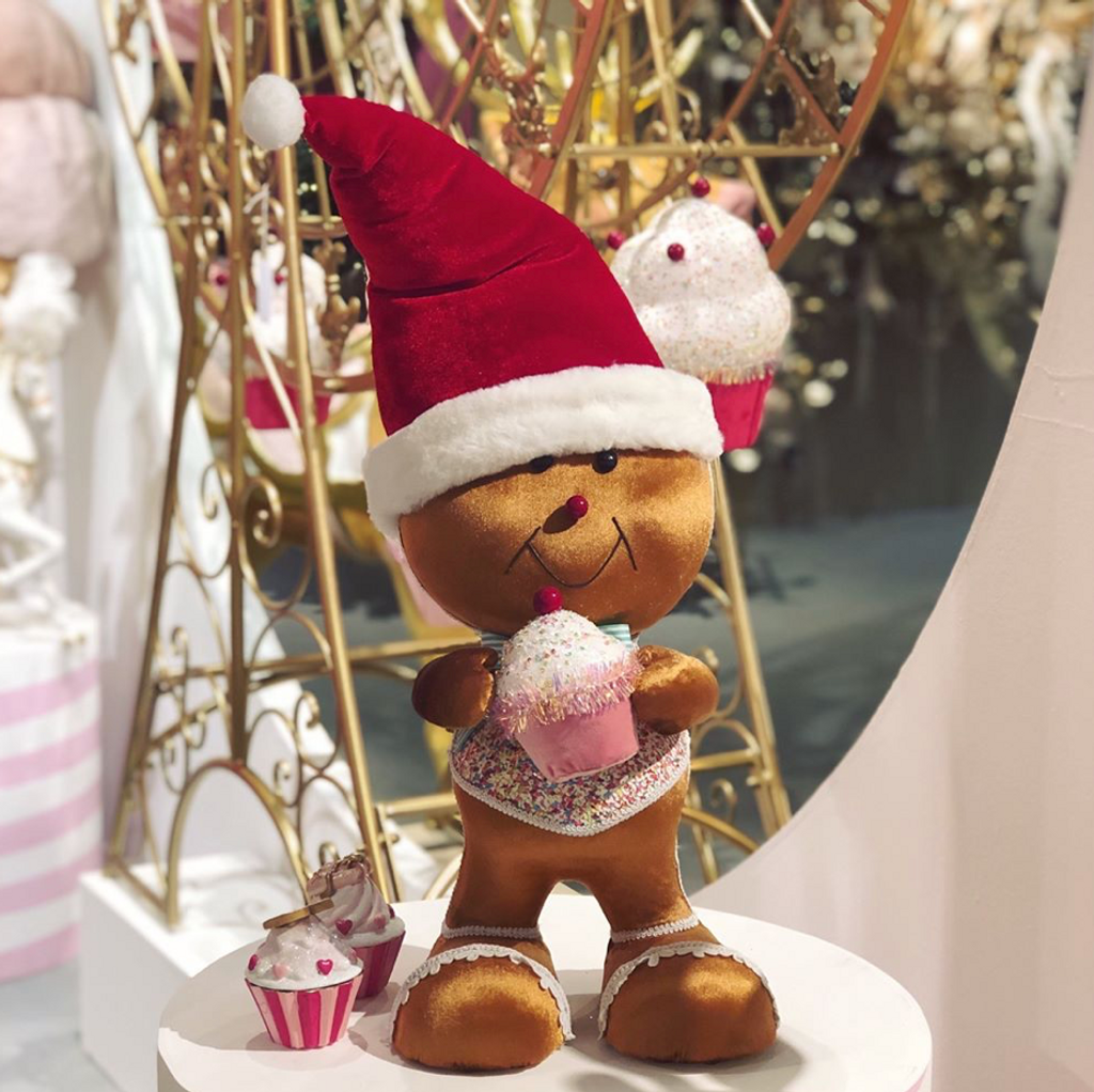 Goodwill 2020 Gingerbread Christmas Candy Doll SOLD OUT