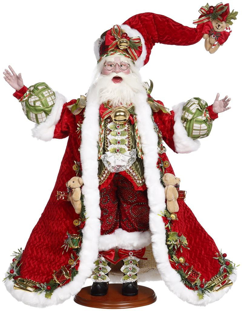 Mark Roberts Santa Doll Toy For Every Child