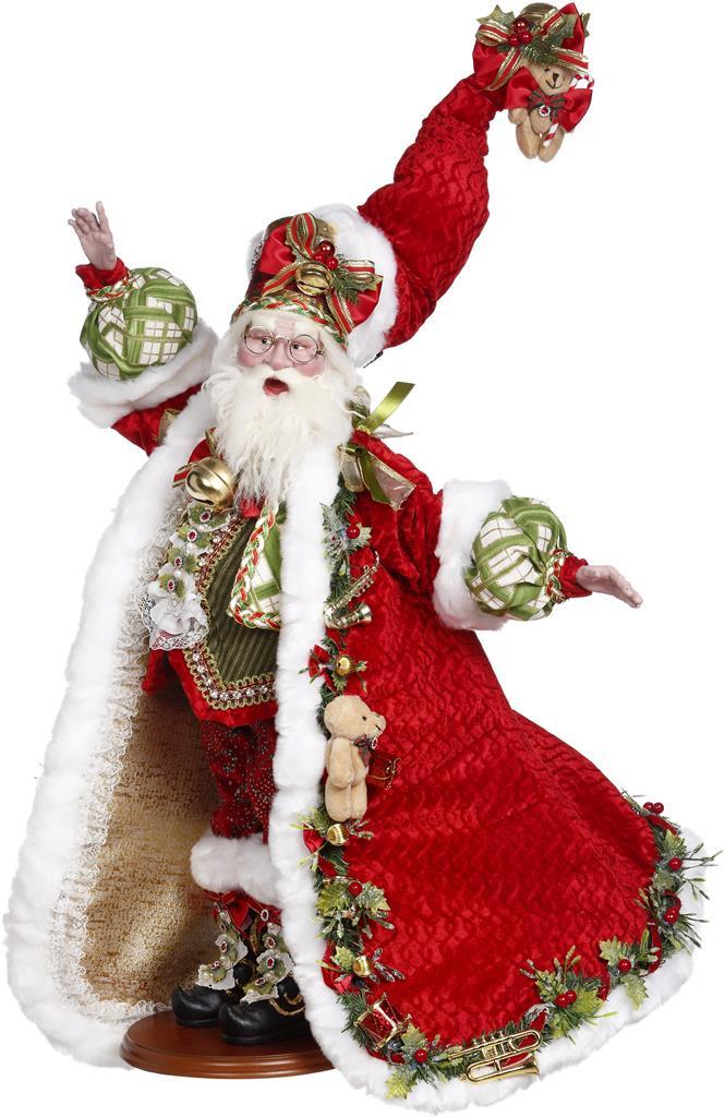Mark Roberts 2021 Santa Claus Toy Maker Doll