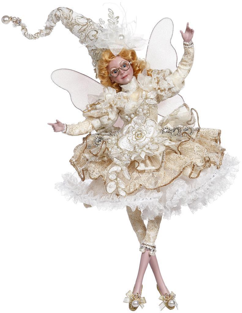 Mark Roberts Christmas 2021 Swan Lake Fairy Doll