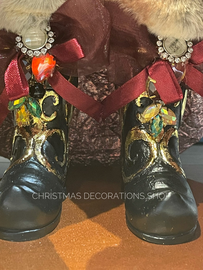 Mark Roberts Christmas Date Night For Santa  Limited Edition