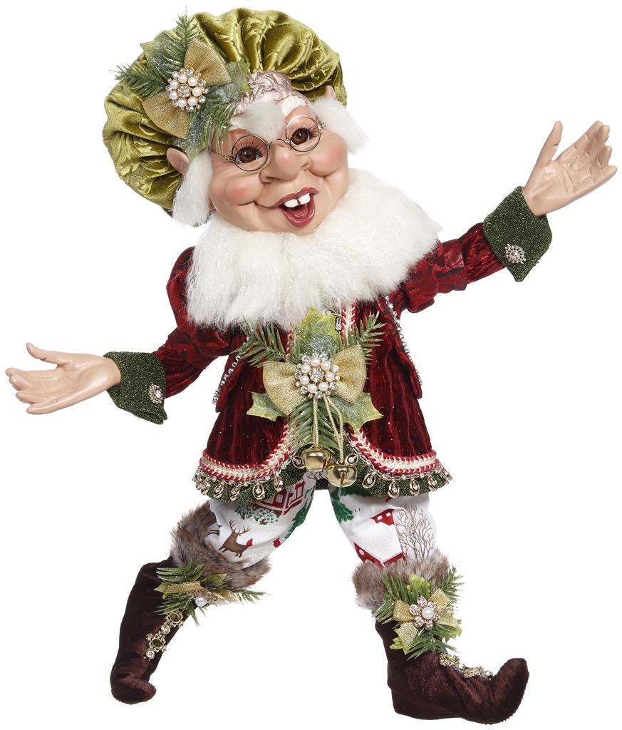 Mark Roberts 2021 Joyful Elf 46cm