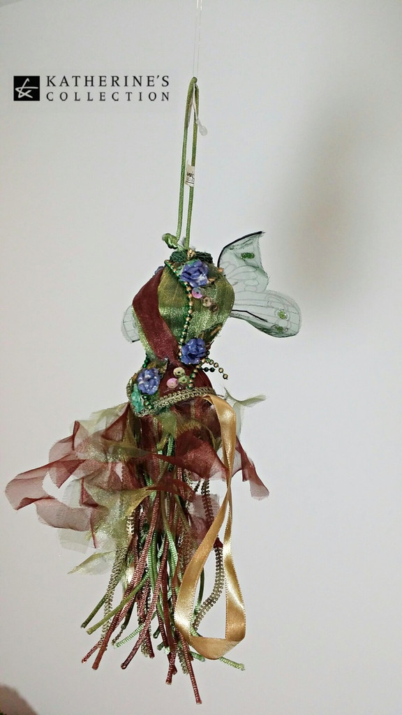 Katherine's Collection Fairy Tree Decoration