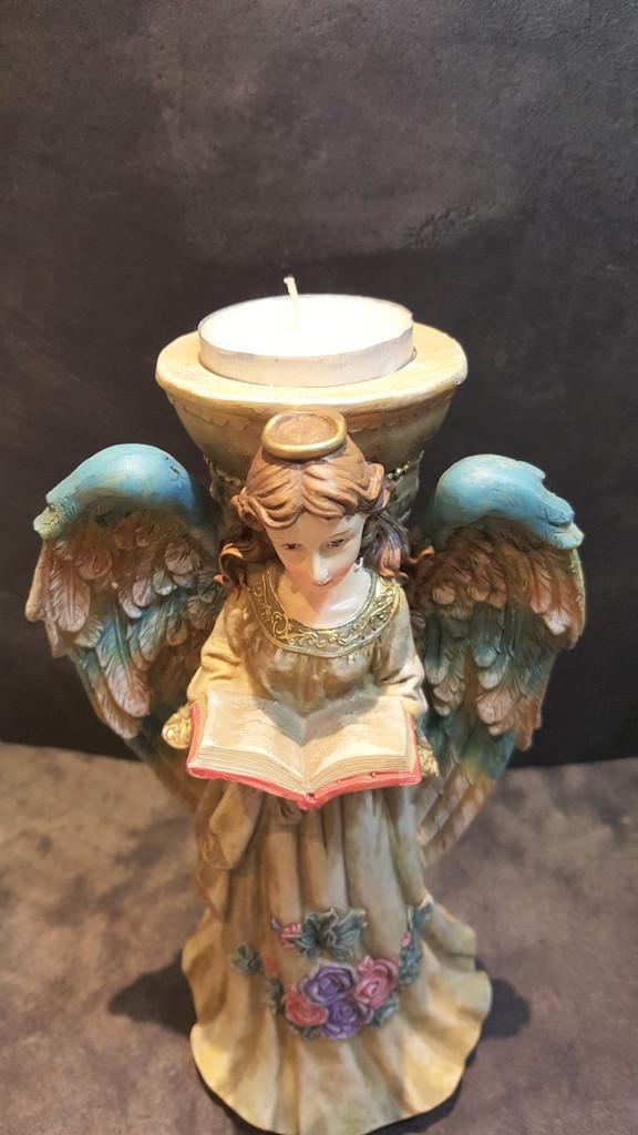 Angel Candle Holder Ornament