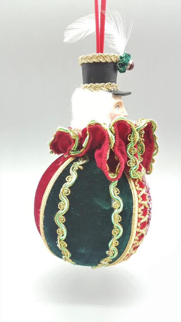 Katherine's Collection Nutcracker Bauble