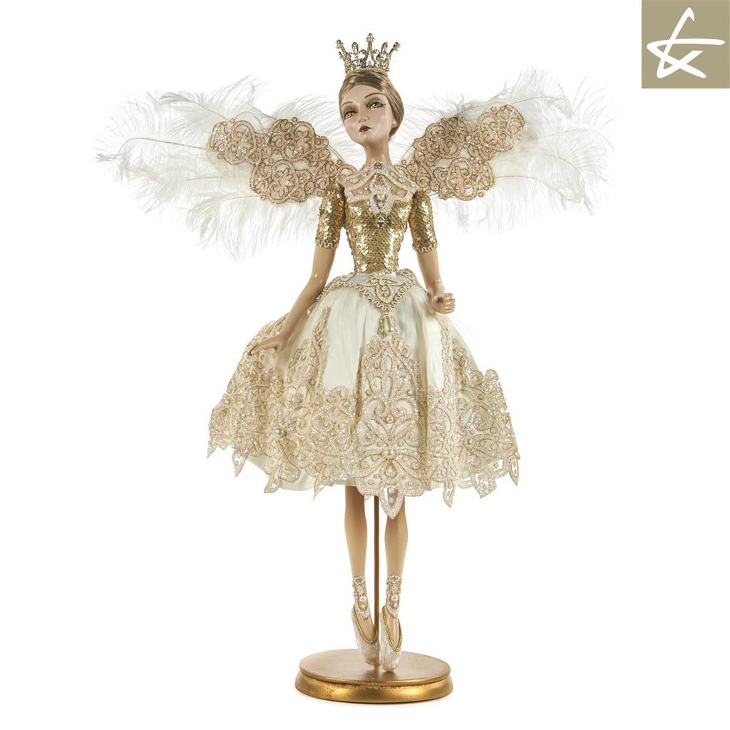 Katherine's Collection Royal Christmas Fairy