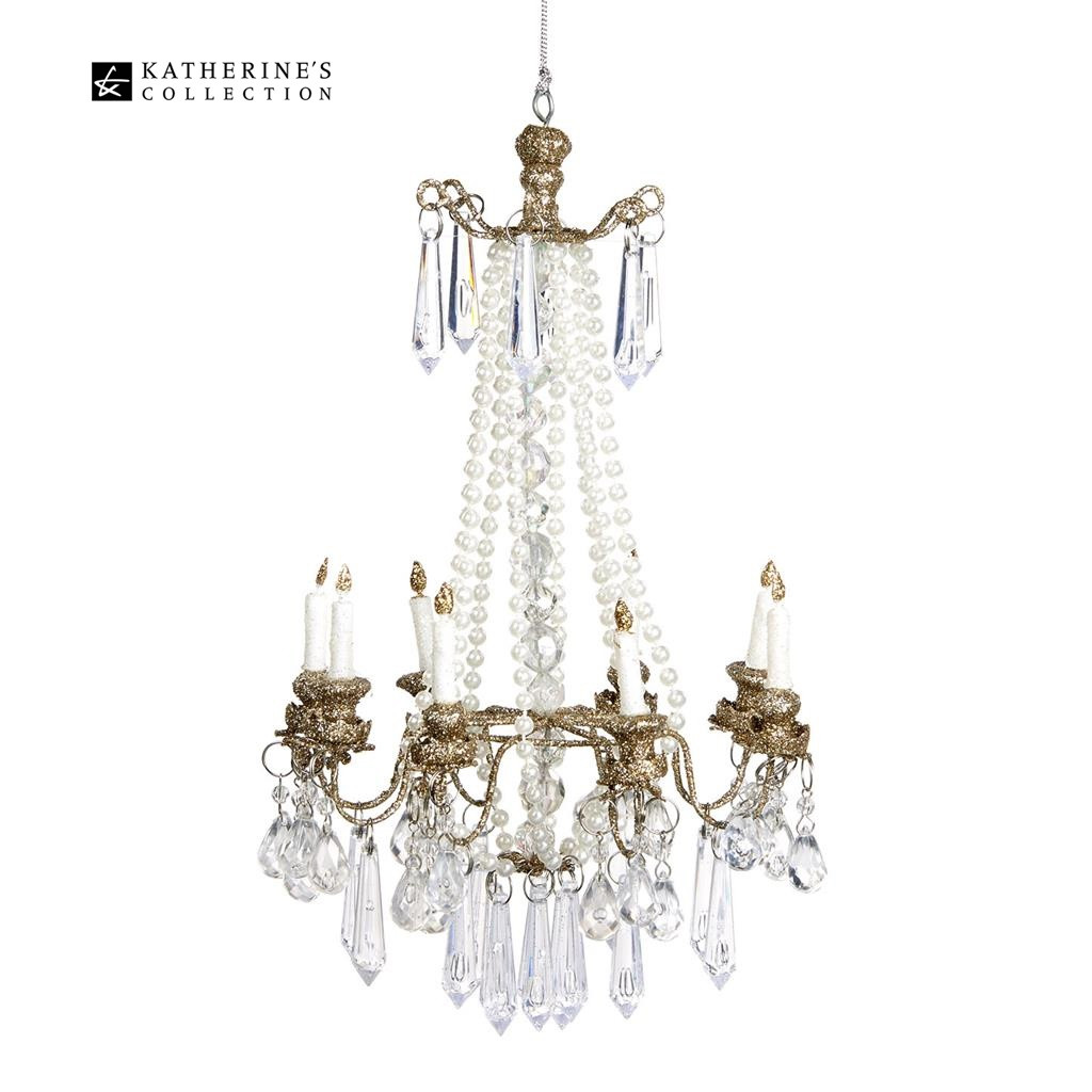 Stunning Large Chandelier Display Katherine's Collection
