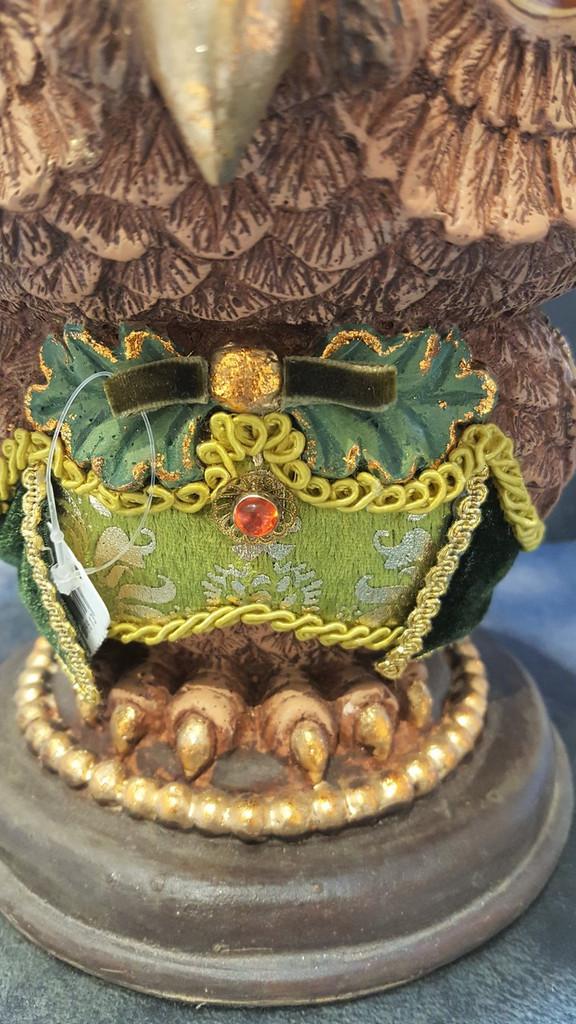Katherine's Collection Woodland Owl Vase Display