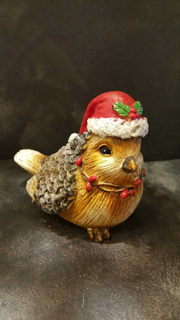 Christmas Robin Ornament