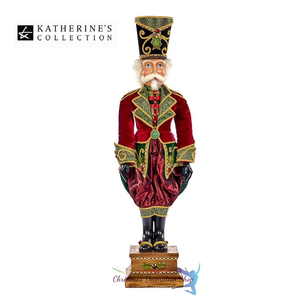 Katherine's Collection 2017 Tradition Nutcracker Doll