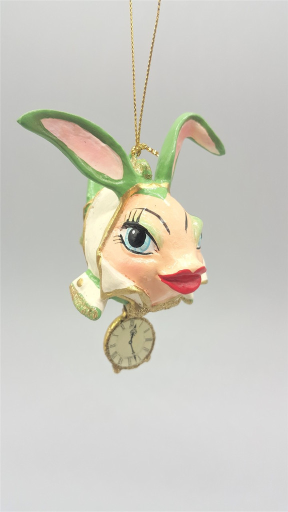Alice In Wonderland Kissing Fish Tree Decoration Theme