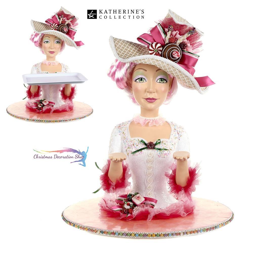 katherine s collection 2018 sweet xmas lady doll rh christmasdecorationsshop com
