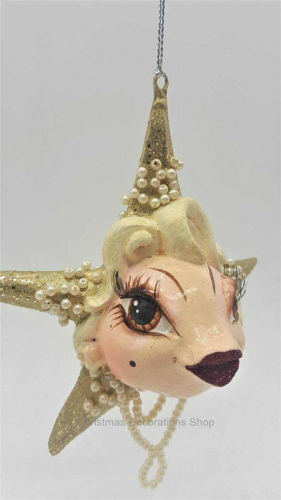 Goodwill Gatsby Star Kissing Fish Ornament