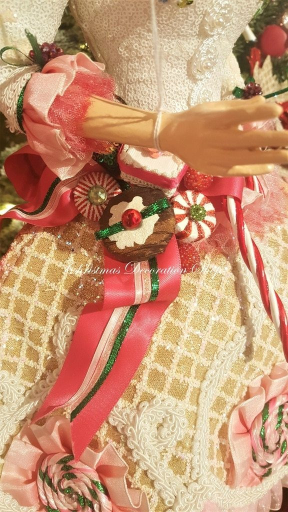 Katherine's Collection 2019 Sweet Christmas Girl Doll