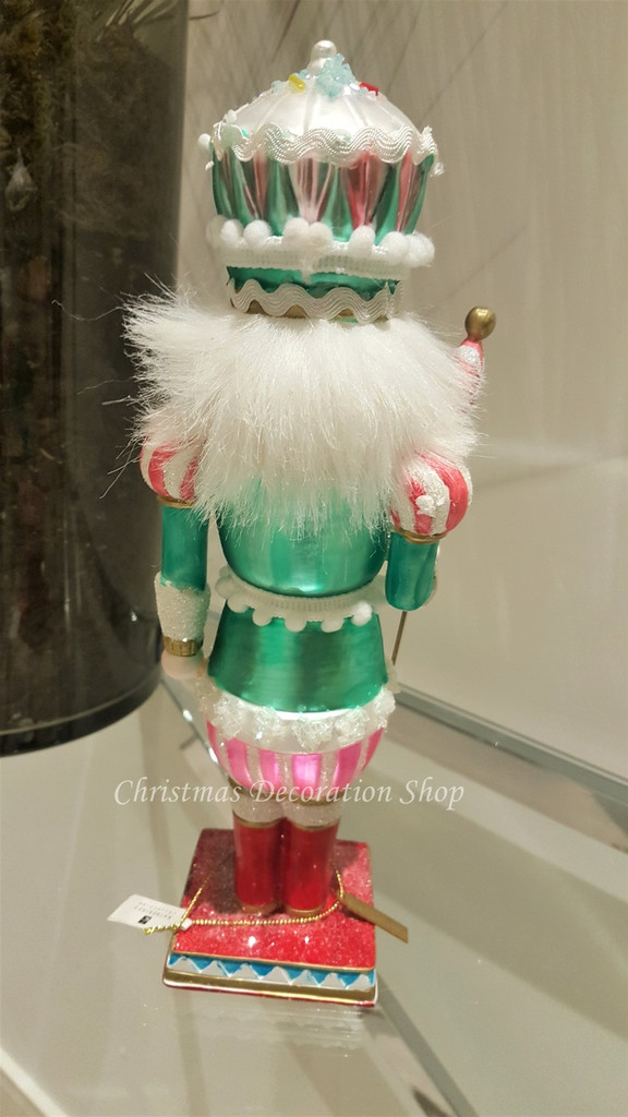 Katherine's Collection 2019 Glass Nutcracker Display