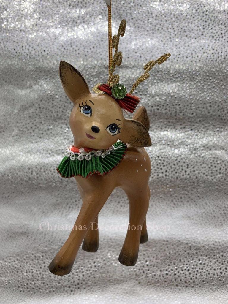 Katherine's Collection Reindeer Decoration