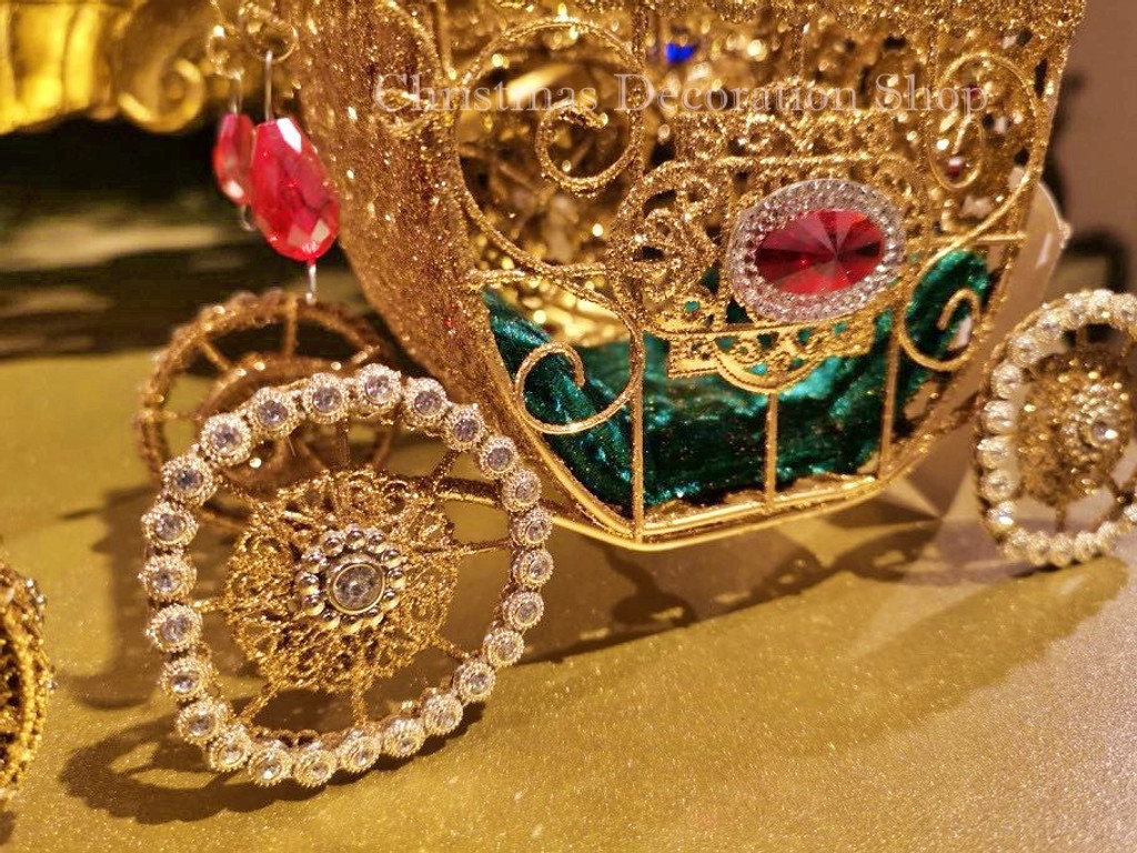Katherine's Collection 2019 Nutcracker Carriage