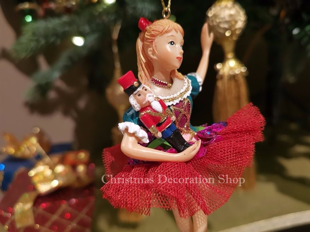 Katherine's Collection 2019 Nutcracker Ballerina