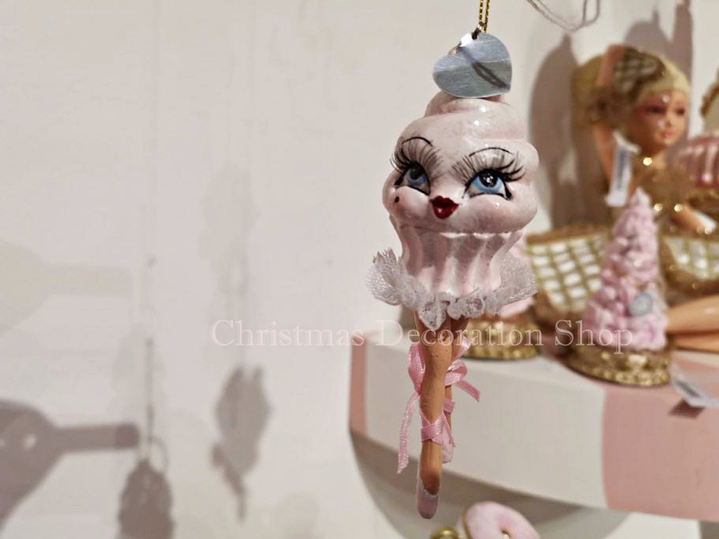 Goodwill 2019 Cupcake Christmas Decoration