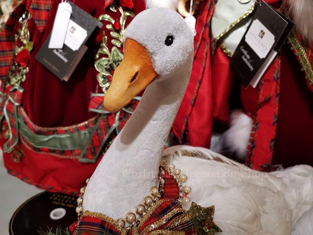 Katherine's Collection 2019 Christmas Goose Display