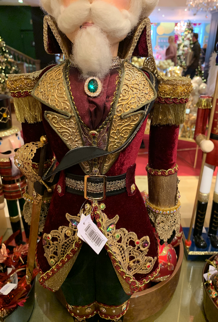Katherine's Collection 2020 Nutcracker Doll
