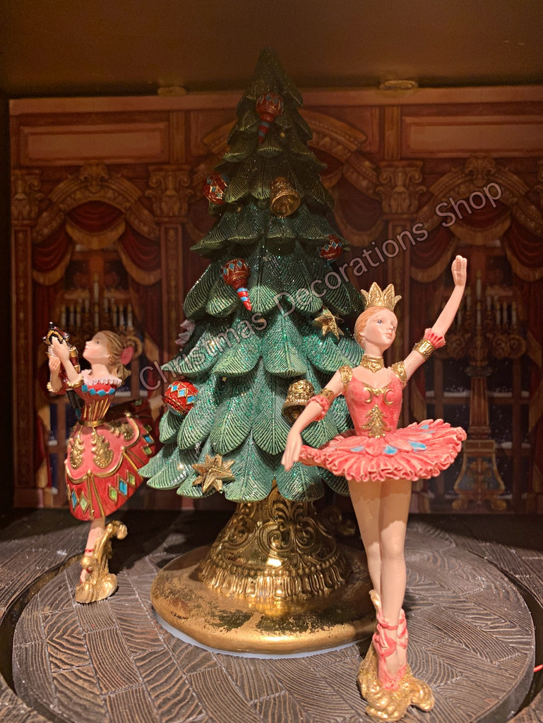 Goodwill Nutcracker LED Musical Theatre Display
