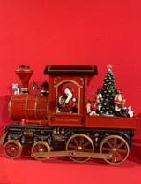 Goodwill 2021 LED Musical Santa Train Nutcracker