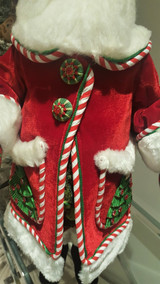 """Katherine's Collection Night Before Santa Doll 24"""""""