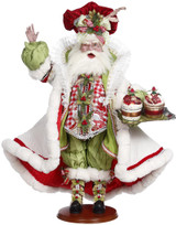 Mark Roberts 2021 Sugar Spice Santa Doll