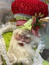 Mark Roberts Christmas 2021 Sugar Spice Santa Doll Limited Edition