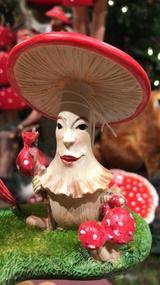 Goodwill 2021 Merry Mushroom Men Scene