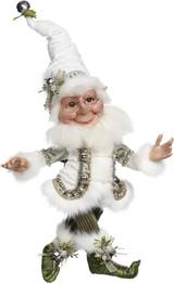 Mark Roberts Bundled Snow Elf GRN/WH 44CM