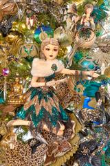 Goodwill 2021 Gatsby Lady Doll TT GLD/GRN 38CM