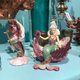 Goodwill 2021 Mermaid In Seahorse Sleigh TT PRPL 25,5CM