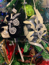 Wayne Kleski Jester Mask Tree Display Set