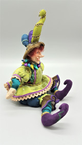 Katherine's Collection Jester Doll