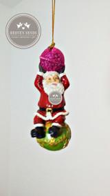 Santa Christmas Tree Decoration